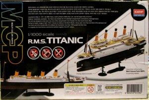 Titanic multi color parts  (Vista 4)