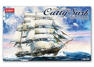 Clipper ship Cutty Sark  (Vista 1)