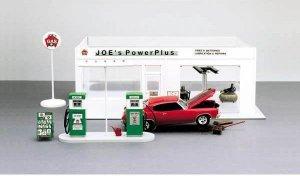 Joe's Power Plus Service Station Kit Fir  (Vista 2)