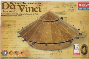 Da Vinci Armored Car  (Vista 1)