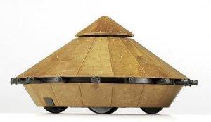 Da Vinci Armored Car  (Vista 3)