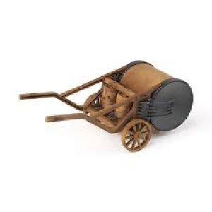 Da Vinci Mechanical Drum  (Vista 2)