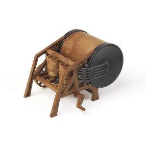 Da Vinci Mechanical Drum  (Vista 3)