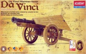 Da Vinci Spingarde  (Vista 1)