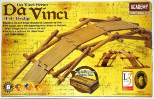 Arch Bridge Leonardo da Vinci Limited Ed