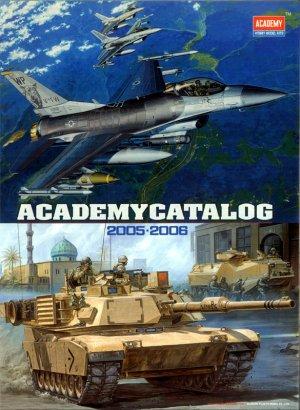 Catálogo Academy 2005/06  (Vista 1)
