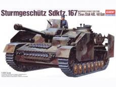 Panzer IV Sd. Kfz. 167 - Ref.: ACAD-13235