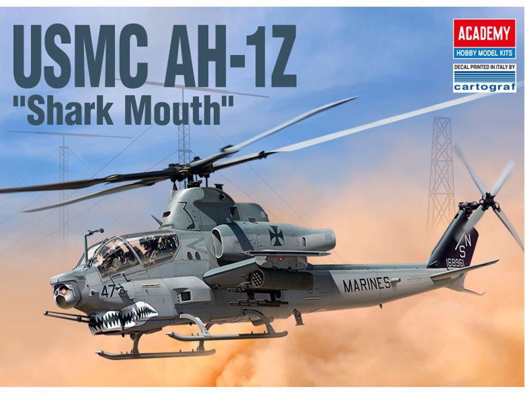 USMC AH-1Z  (Vista 1)