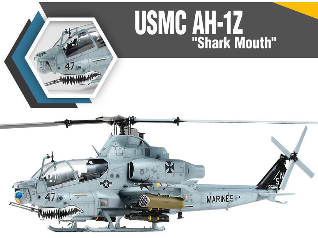 USMC AH-1Z  (Vista 3)