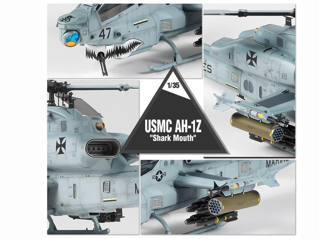USMC AH-1Z  (Vista 8)