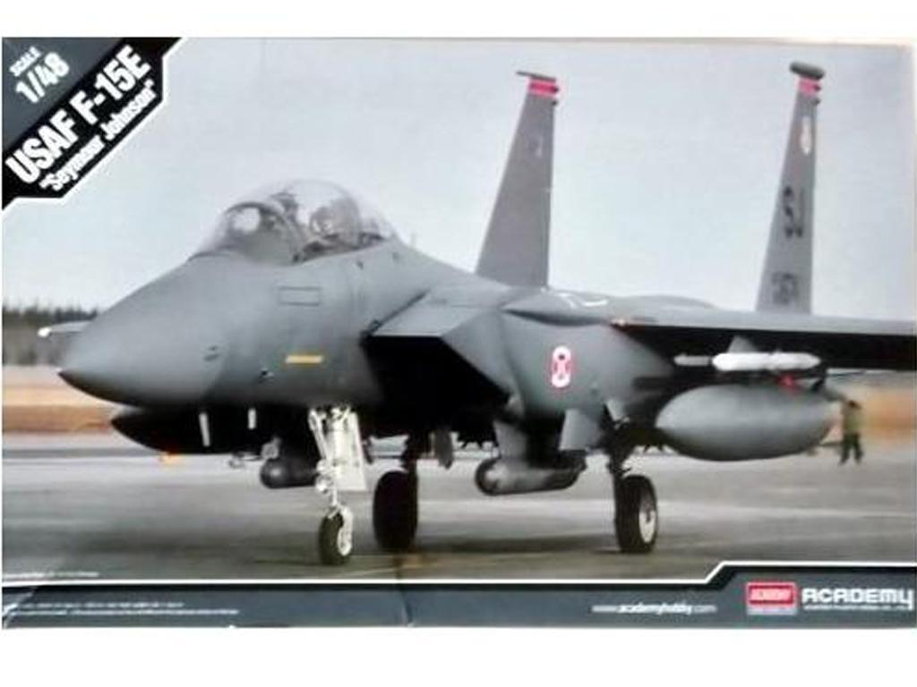 F-15e Seymour Johnson (Vista 1)