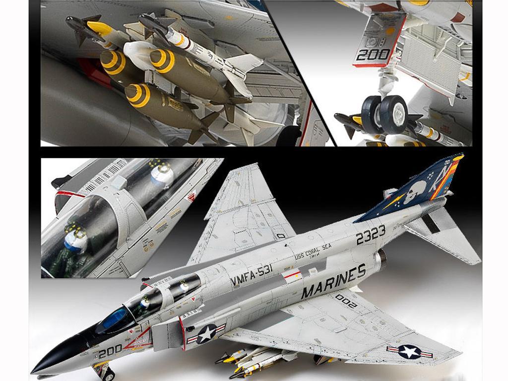 USMC F-4B/N VMFA-531 Gray Ghosts (Vista 5)