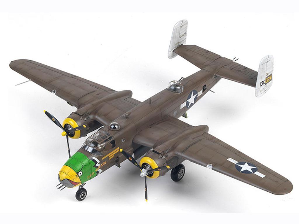 USAAF B-25D Pacific Theatre (Vista 5)