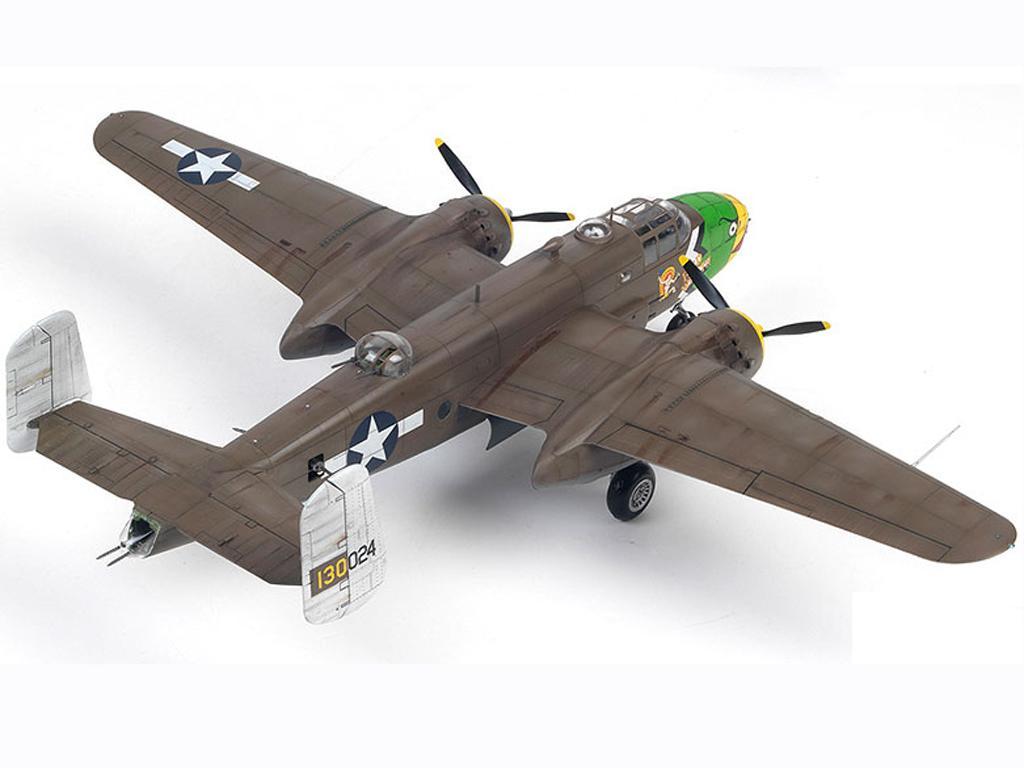 USAAF B-25D Pacific Theatre (Vista 6)
