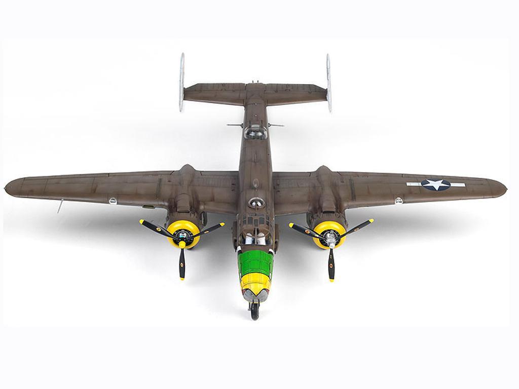 USAAF B-25D Pacific Theatre (Vista 7)