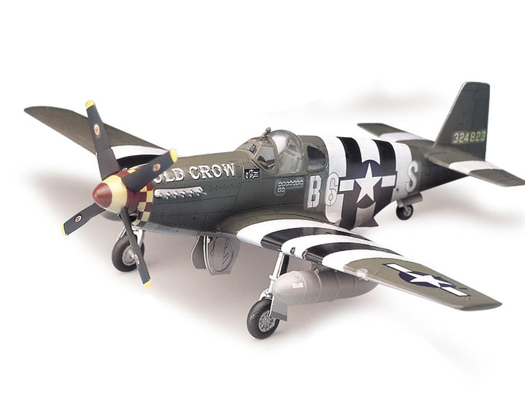 P-51B Mustang  (Vista 2)