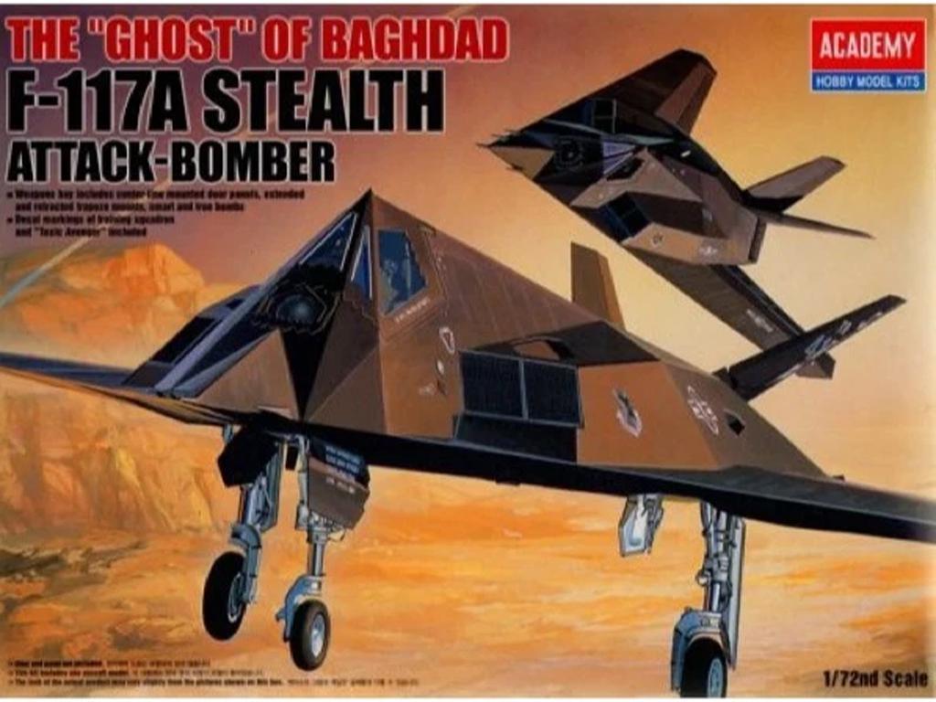F-117A Stealth  (Vista 1)