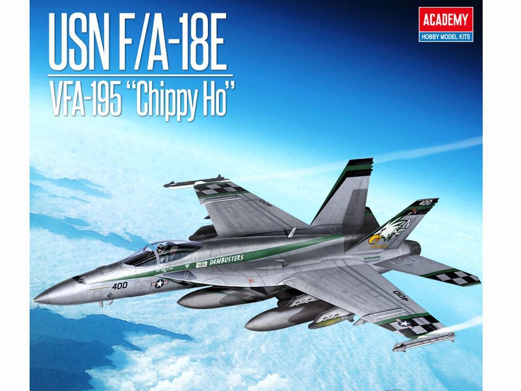 USN F/A-18E VFA-195  (Vista 1)