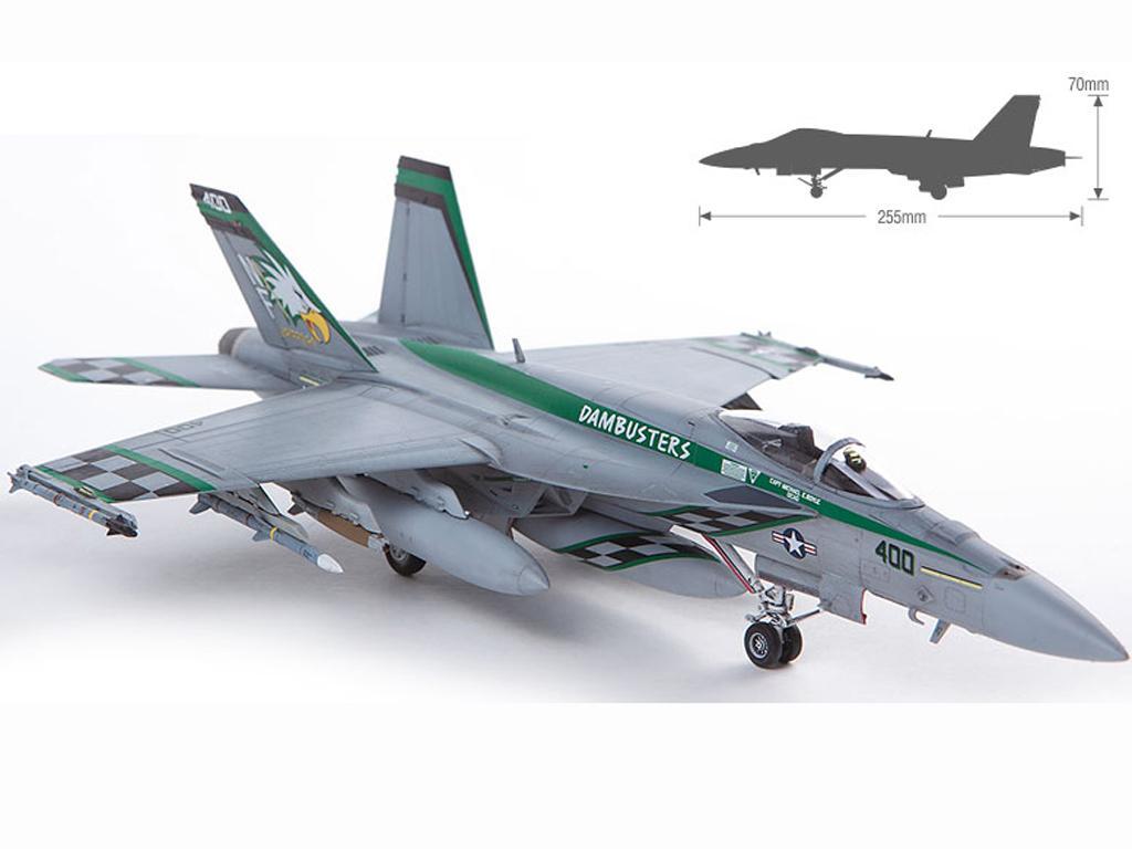 USN F/A-18E VFA-195  (Vista 10)