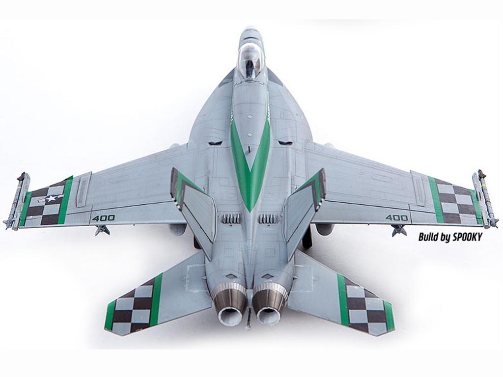 USN F/A-18E VFA-195  (Vista 2)