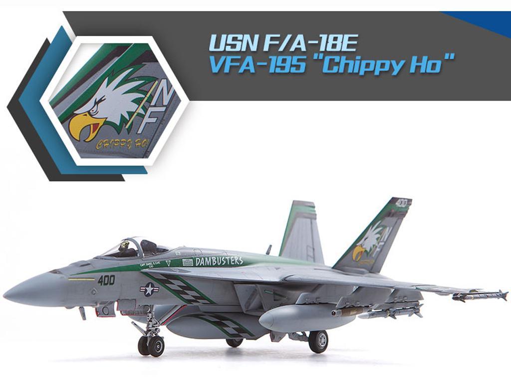 USN F/A-18E VFA-195  (Vista 3)