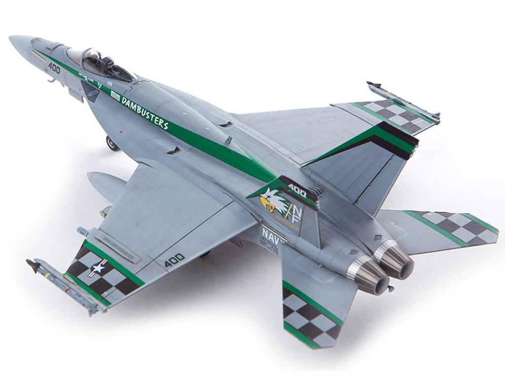 USN F/A-18E VFA-195  (Vista 4)