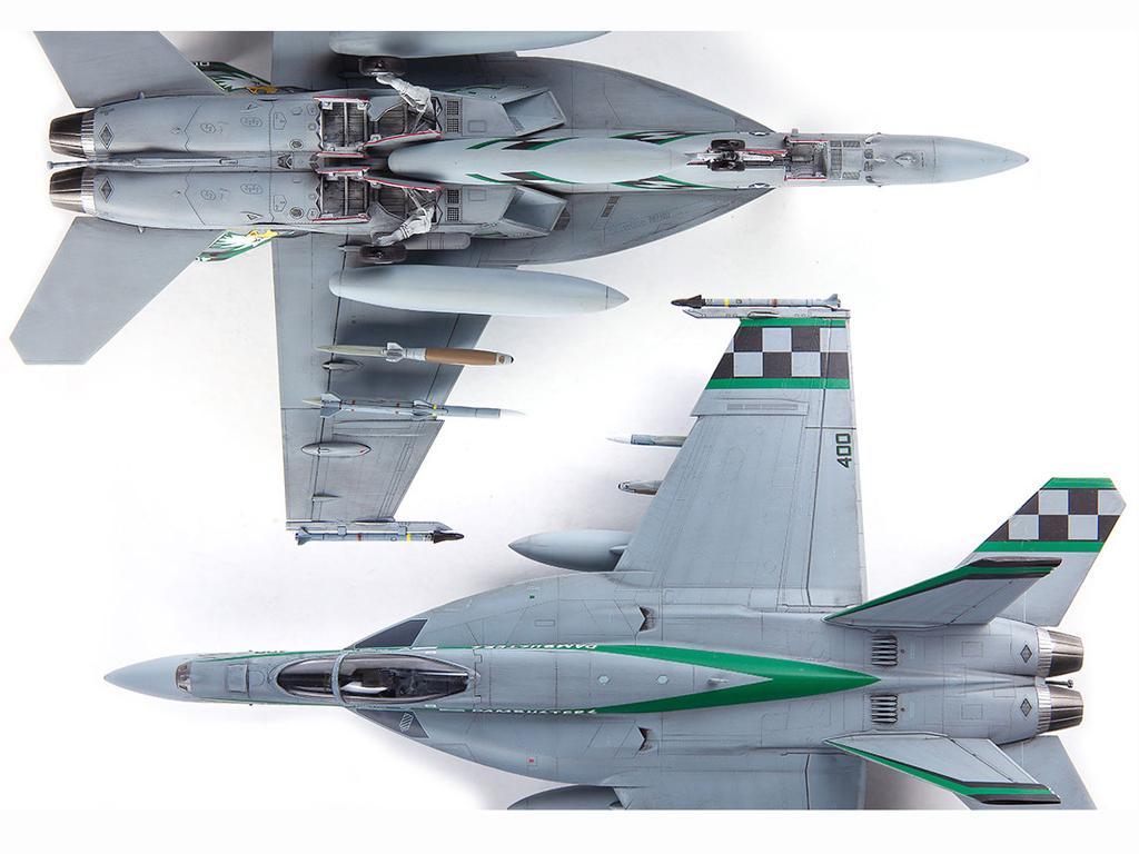 USN F/A-18E VFA-195  (Vista 8)