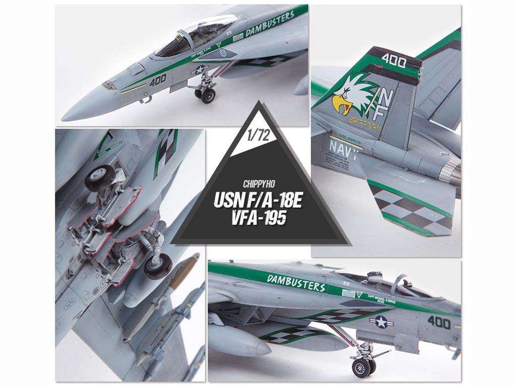 USN F/A-18E VFA-195  (Vista 9)