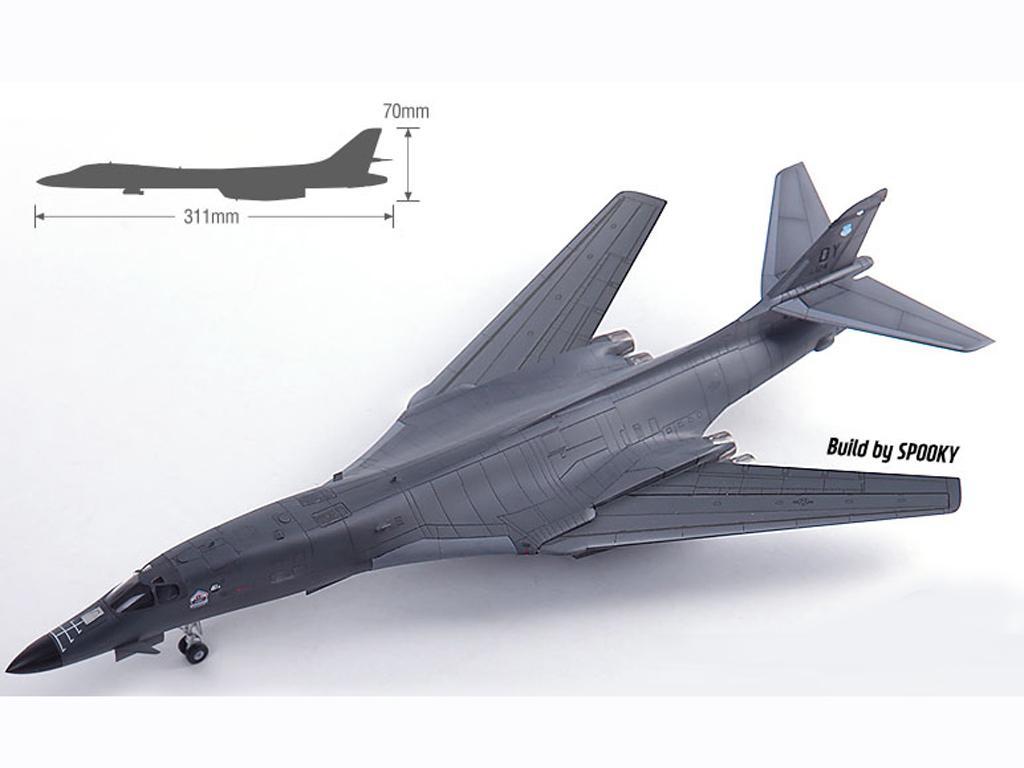 USAF B-1B 34th BS Thunderbirds (Vista 12)