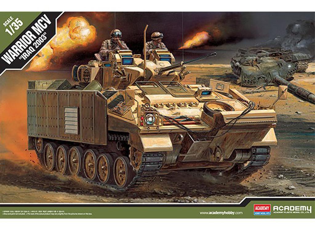 Warrior MCV (Vista 1)
