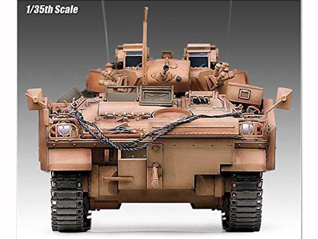 Warrior MCV (Vista 4)