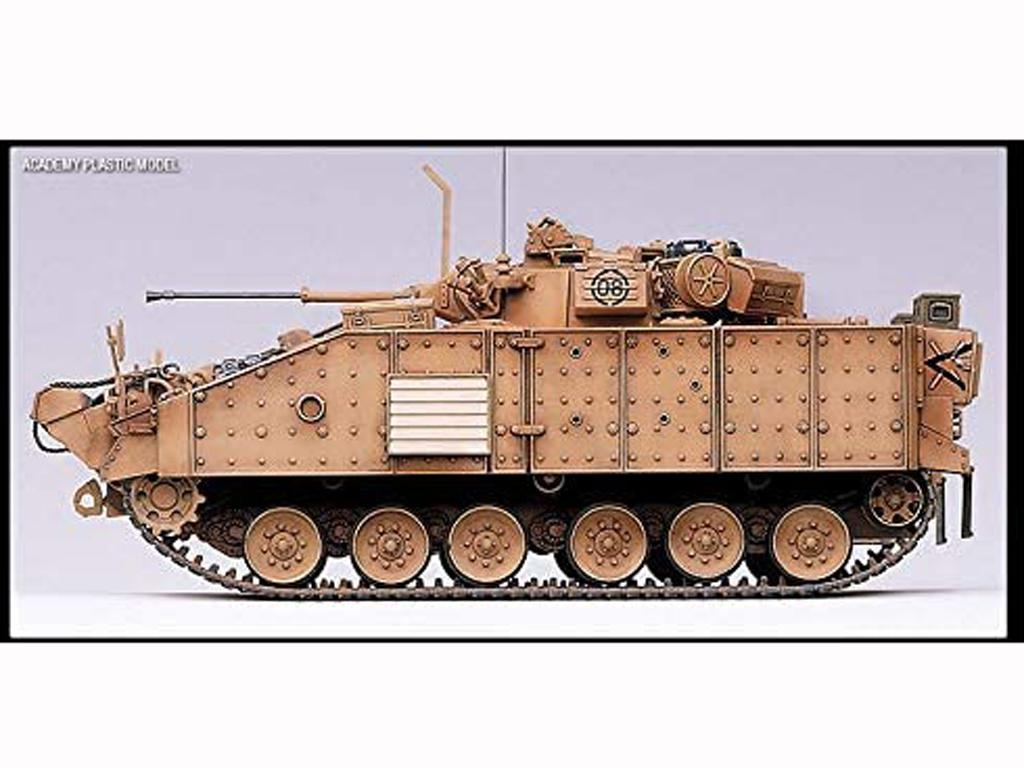 Warrior MCV (Vista 5)