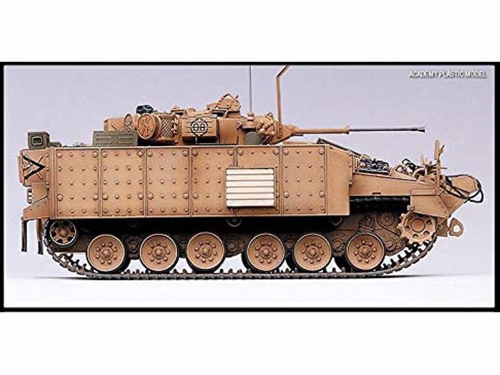Warrior MCV (Vista 6)