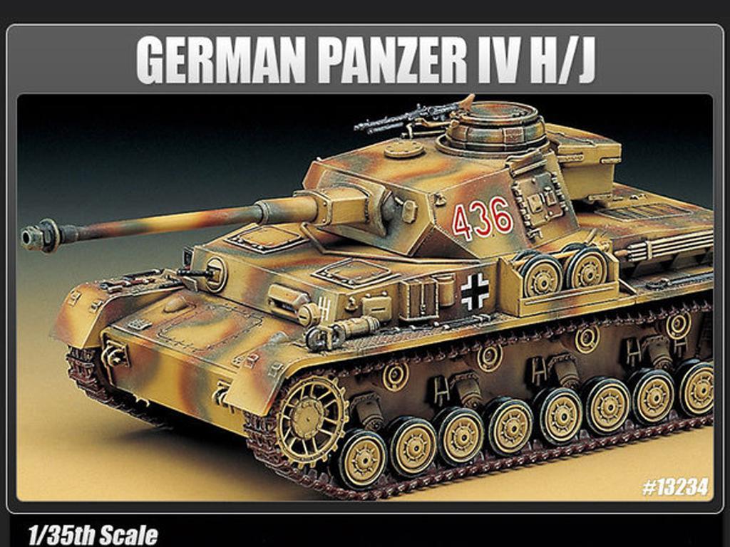 Panzer IV Ausf. H/J (Vista 3)