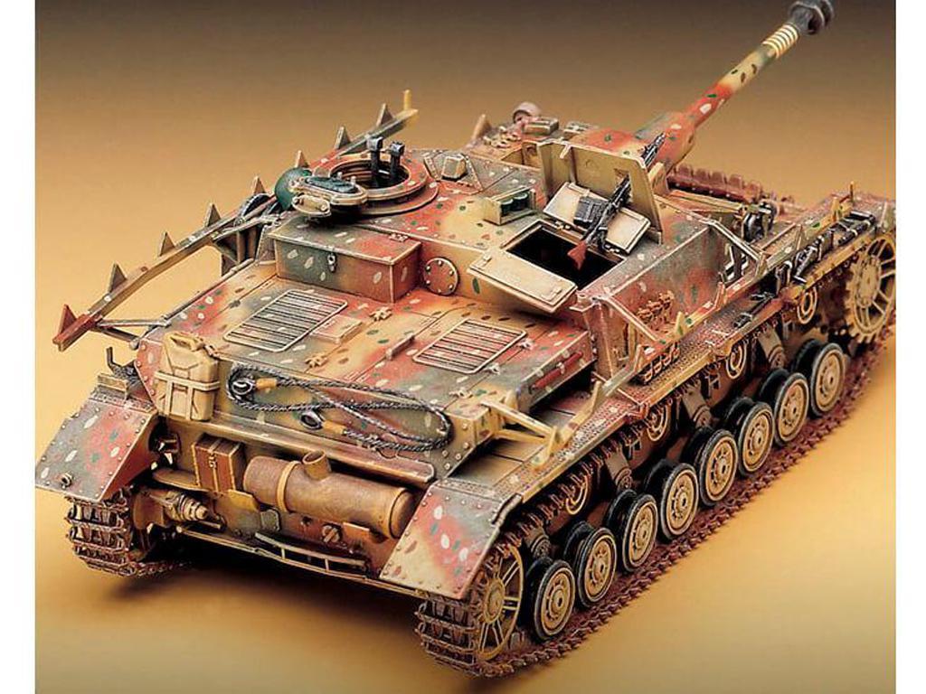 Panzer IV Sd. Kfz. 167 (Vista 2)