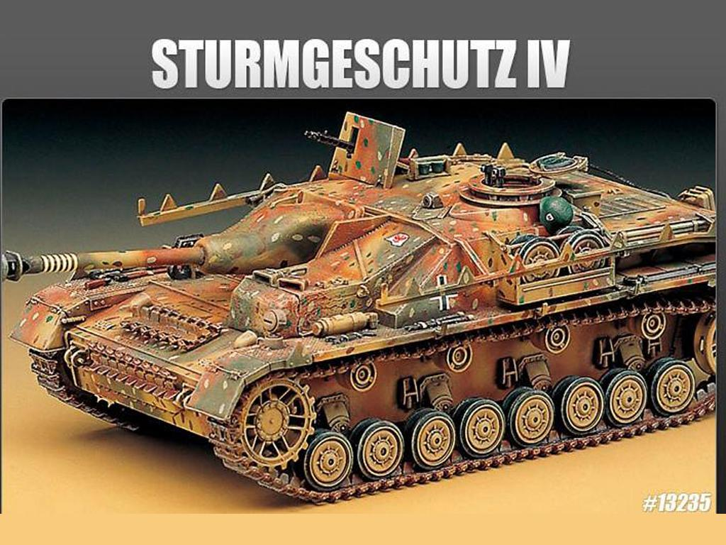 Panzer IV Sd. Kfz. 167 (Vista 3)