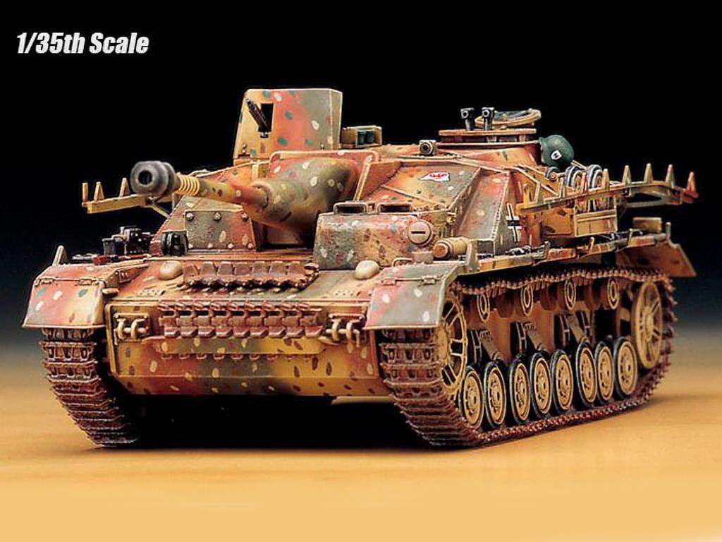 Panzer IV Sd. Kfz. 167 (Vista 4)