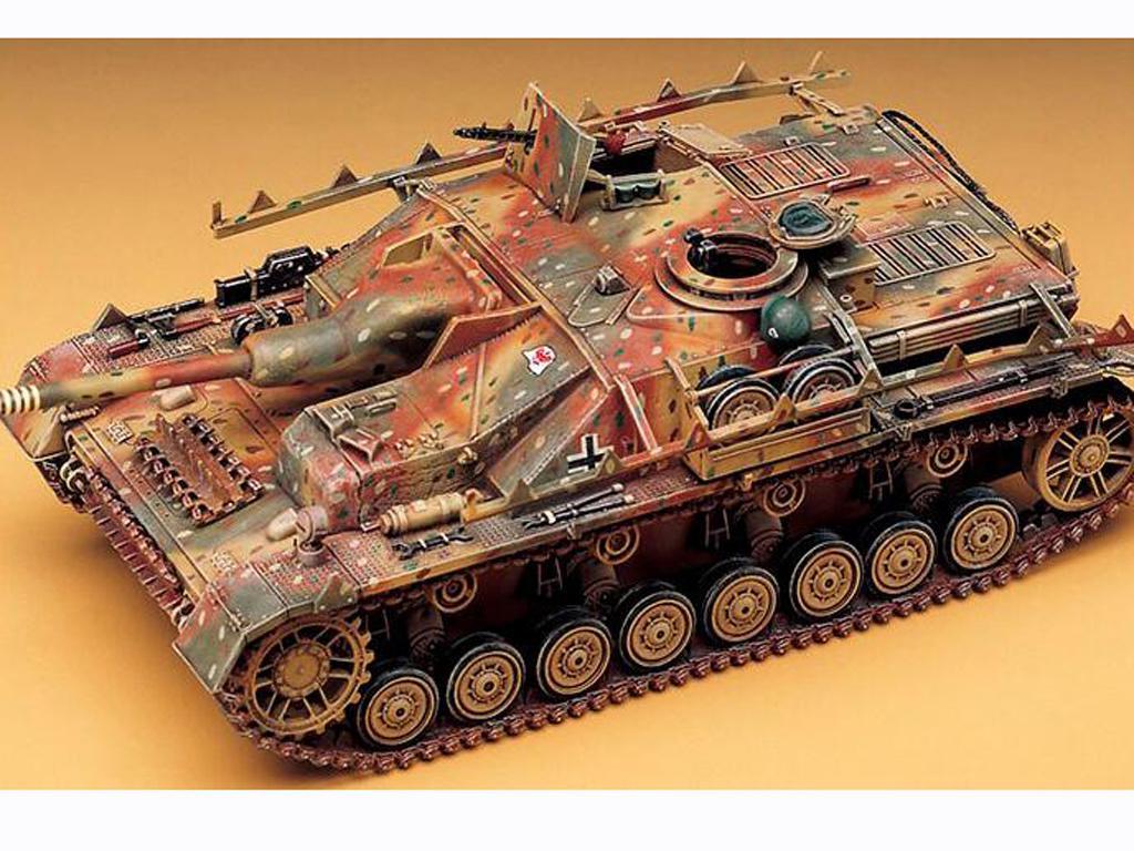 Panzer IV Sd. Kfz. 167 (Vista 5)