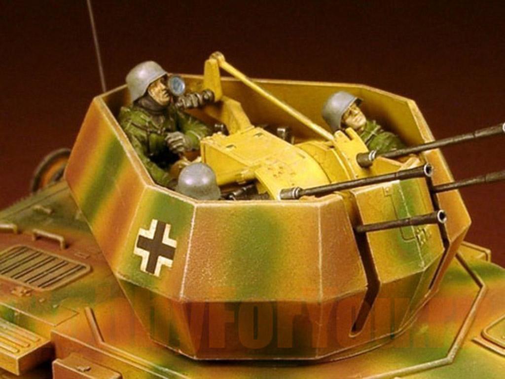 Flakpanzer IV Wirbelwind (Vista 5)