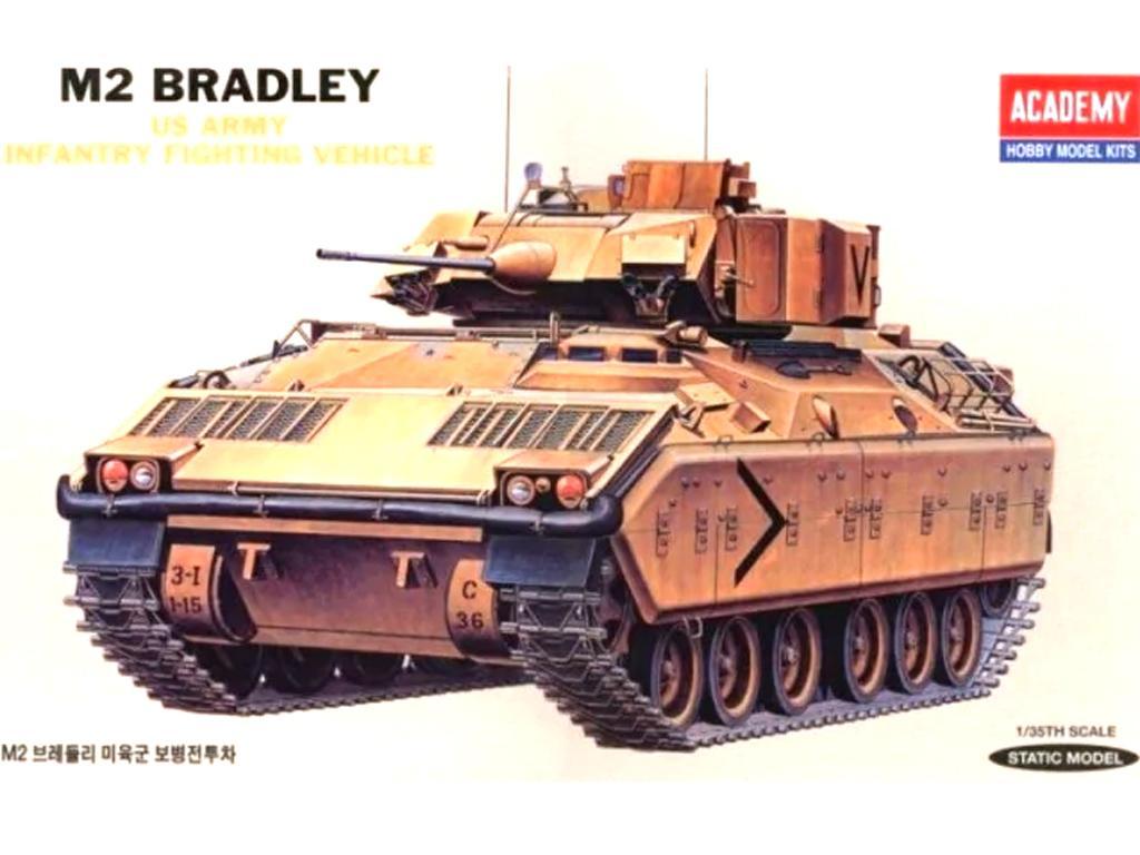 M2 Bradley U.S. Army (Vista 1)
