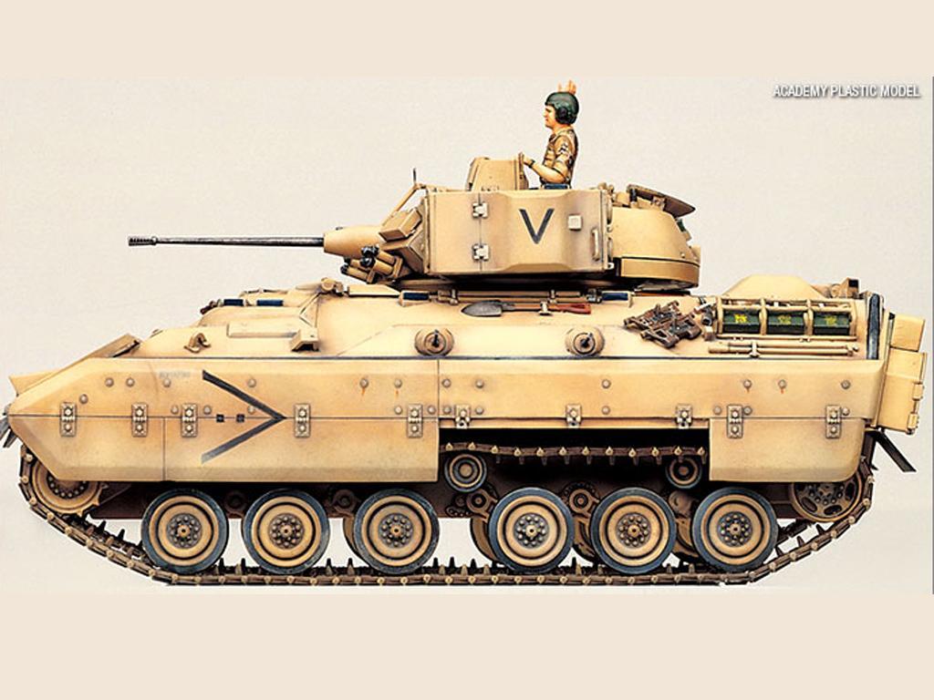 M2 Bradley U.S. Army (Vista 4)
