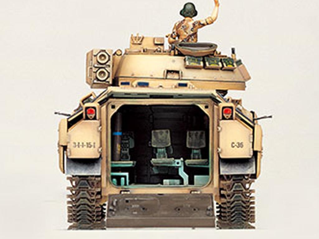 M2 Bradley U.S. Army (Vista 7)