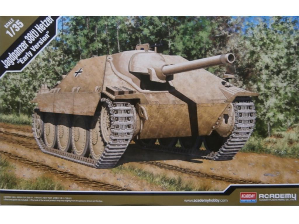 Jagdpanzer 38(t) Hetzer early Prod. (Vista 1)