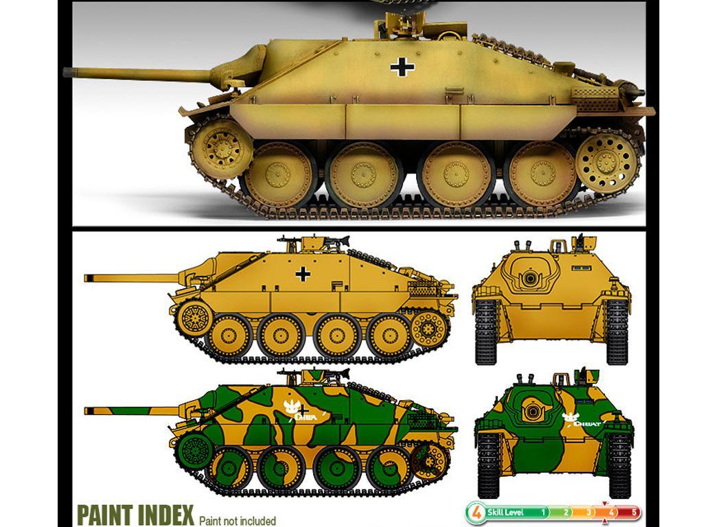 Jagdpanzer 38(t) Hetzer early Prod. (Vista 2)