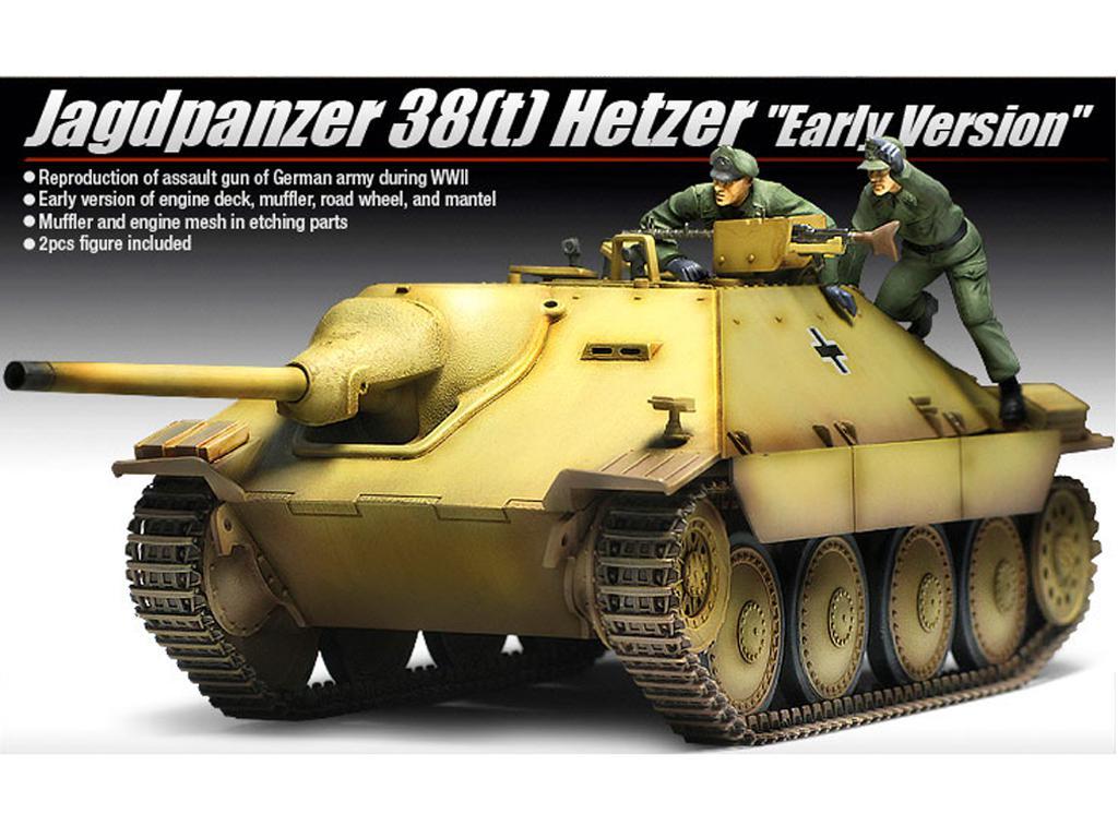 Jagdpanzer 38(t) Hetzer early Prod. (Vista 3)
