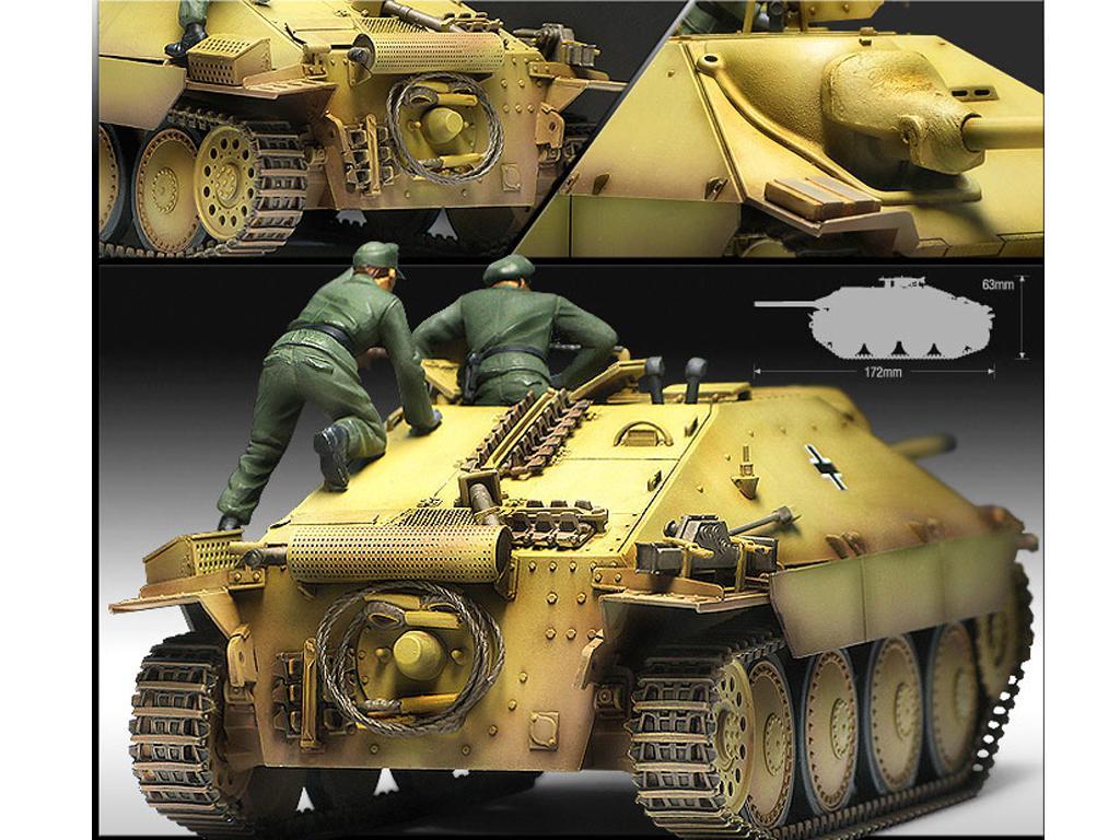 Jagdpanzer 38(t) Hetzer early Prod. (Vista 4)
