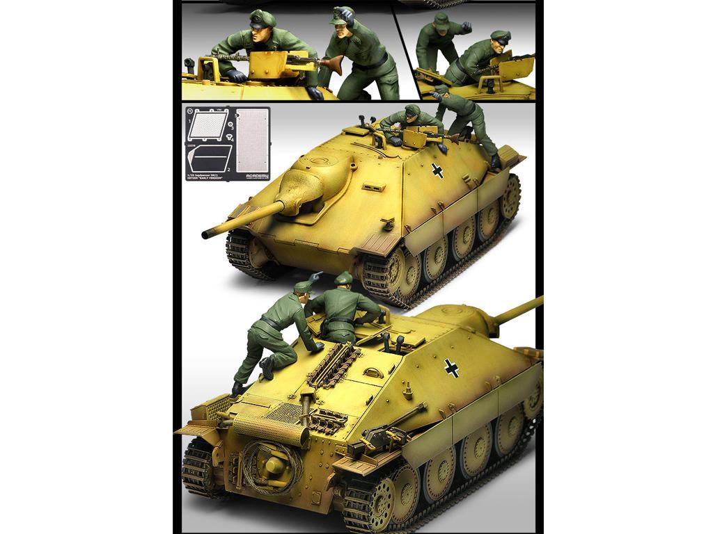 Jagdpanzer 38(t) Hetzer early Prod. (Vista 5)