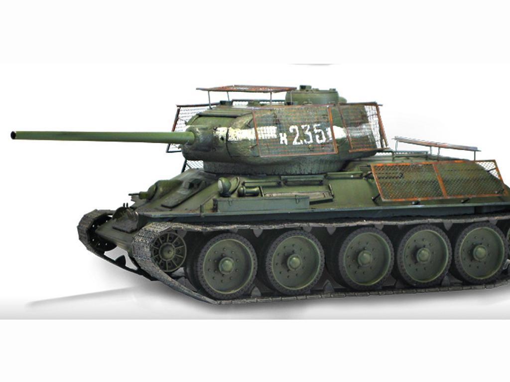 T-34/85 No.183 Factory - Berlin 1945 (Vista 4)