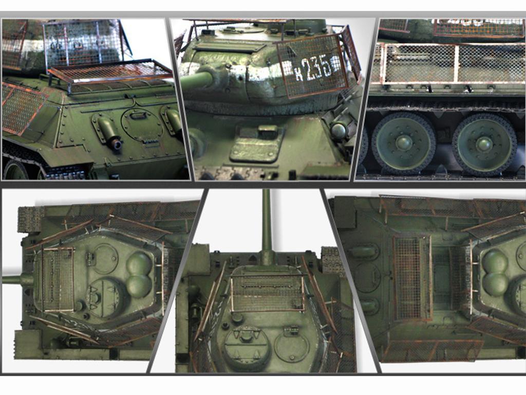 T-34/85 No.183 Factory - Berlin 1945 (Vista 5)