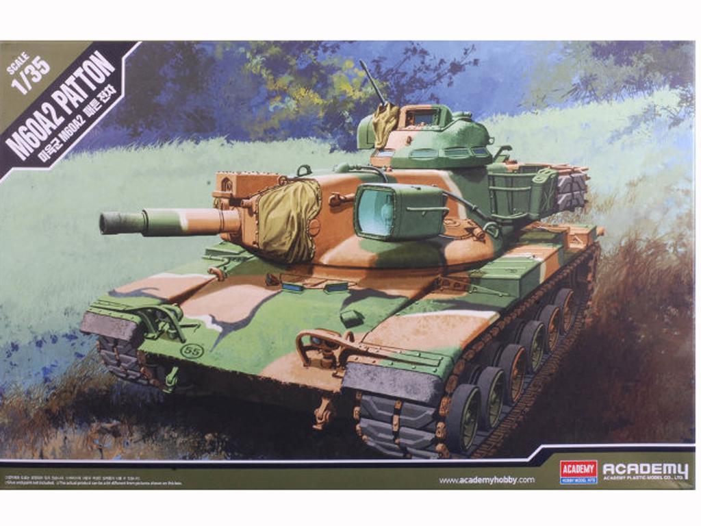 M60A2 Patton  (Vista 1)